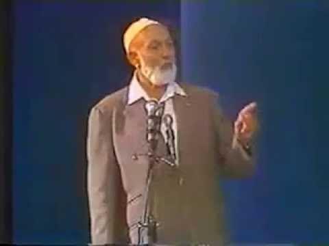 Le Coran, un miracle des miracles (Sheikh Ahmed Deedat -Français) - YouTube