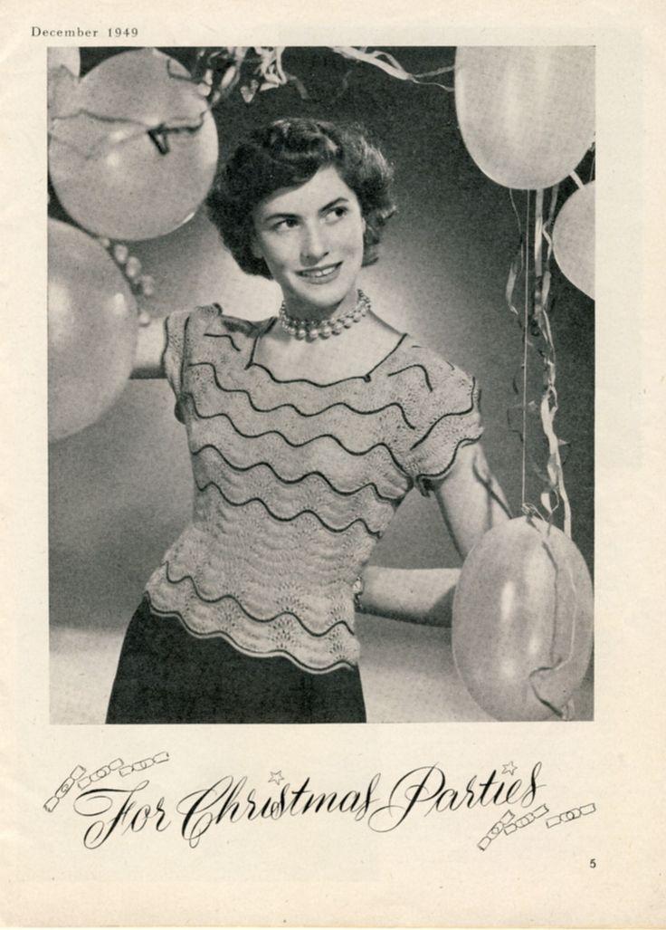 Stitchcraft, December 1949.