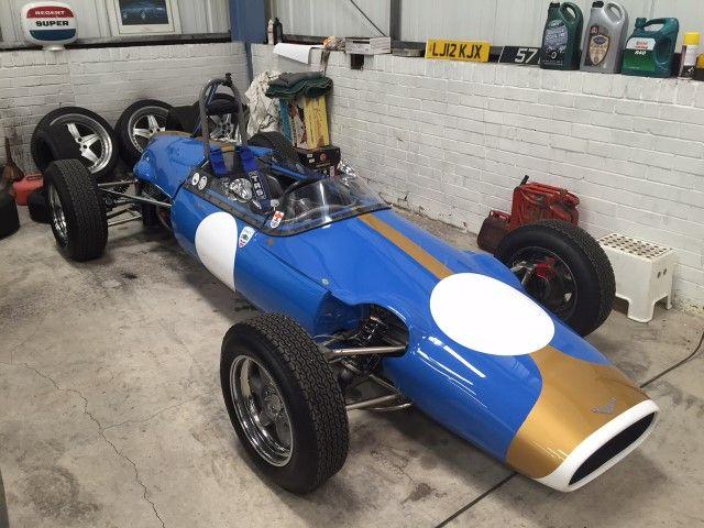 1963 Donford Formula Junior