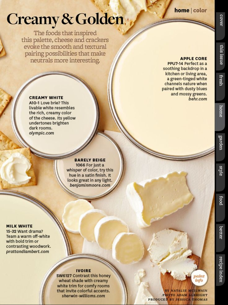 Ivory paints