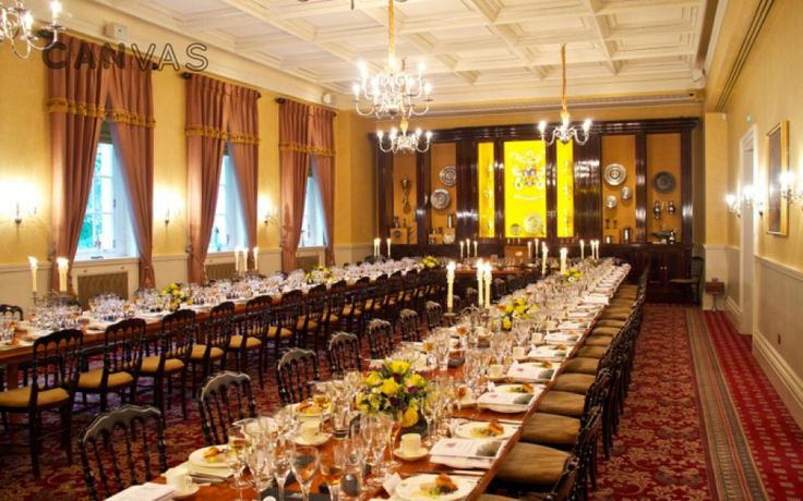 Unique wedding venues in London: Pewterer's Hall