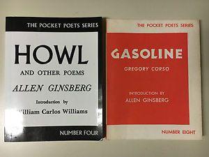 Howl Allen Ginsberg: Books | eBay