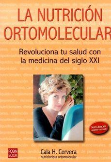 La Nutrición Ortomolecular - Libro