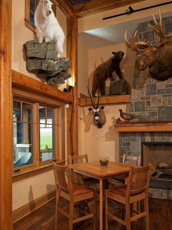 Trophy Room Design Ideas: 8 Best Goat Mounts. Images On Pinterest