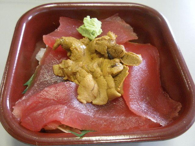 丼の丼丸 - 料理写真:ウニマグロ丼