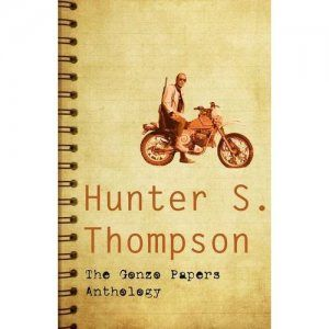 hunter s thompson research paper