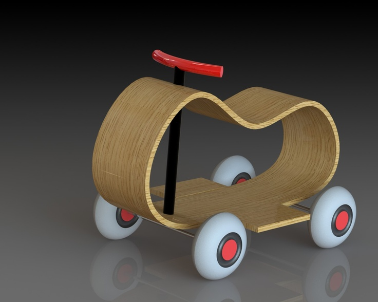 Car maked in solidworks for #disenobasico