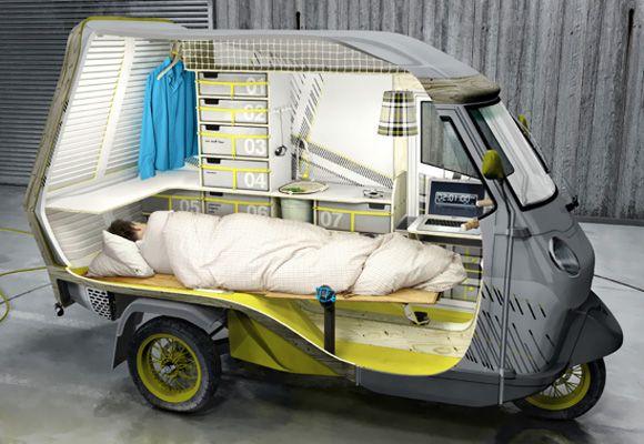Bufalino German camper thingy