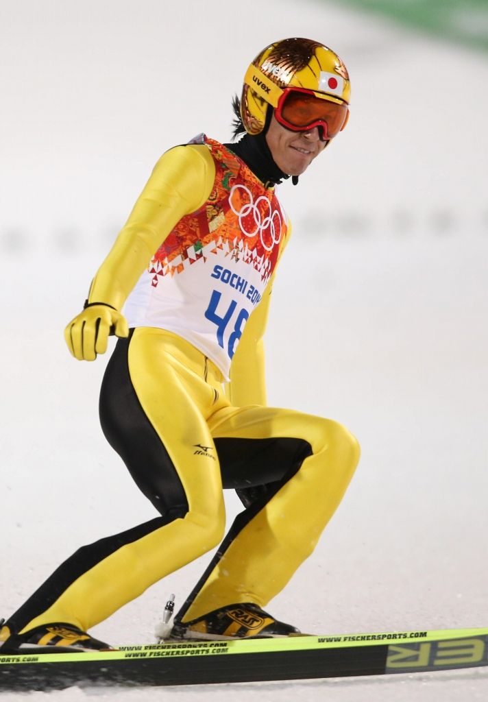 23 best WOW! SIMPLY FANTASTIC images on Pinterest | Noriaki kasai, Figure skating and Ski jumping