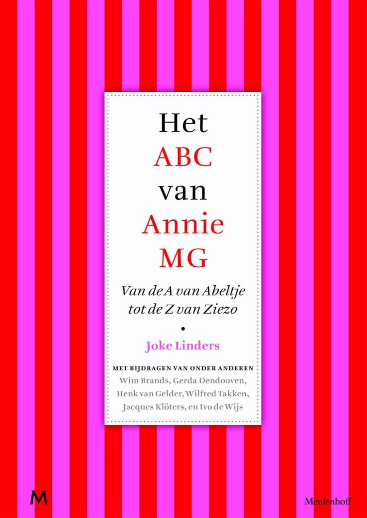 Gevonden via Boogsy: #ebook Het aBC van Annie MG van Joke Linders (vanaf € 12,99; ISBN 9789402305807). <p>Annie M.G. Schmidt is een van de weinige auteurs van wie alle naoorlogse generaties wel een boek hebben gelezen, een liedje kennen, een toneelstuk, televisieserie of film hebben gezien. Elke Nederlander kent Minoes, Pluk, Jip en Janneke, Dikkertje Dap en zuster Clivia. Maar wie is Annie M.G. Schmidt?</p><p>Langs de letters van het alfabet – van de... [lees verder]