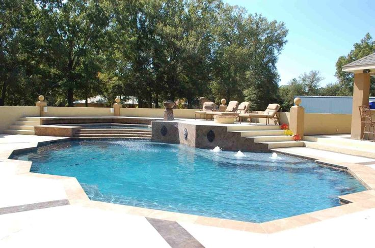 18 best images about pools built by us l p contracting for Built in pools