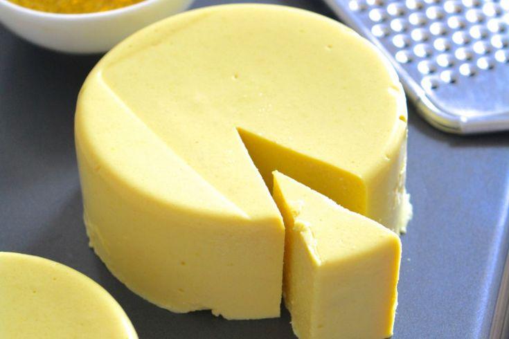 Sliceable Vegan Cashew Cheese [Gluten-Free]
