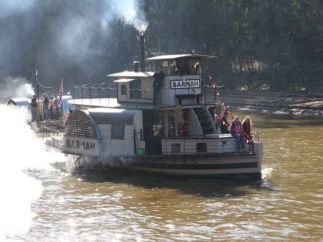 Paddle Boat News