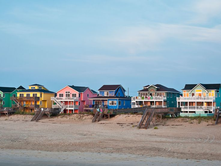 The Best of Nags Head, North Carolina | Start planning your trip to this barrier island town now.