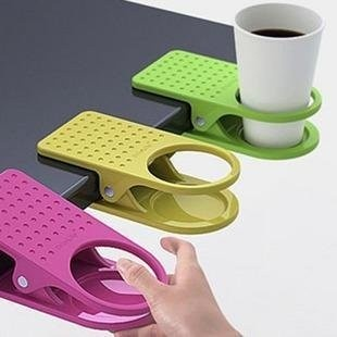 portable cup holder... neat-o!