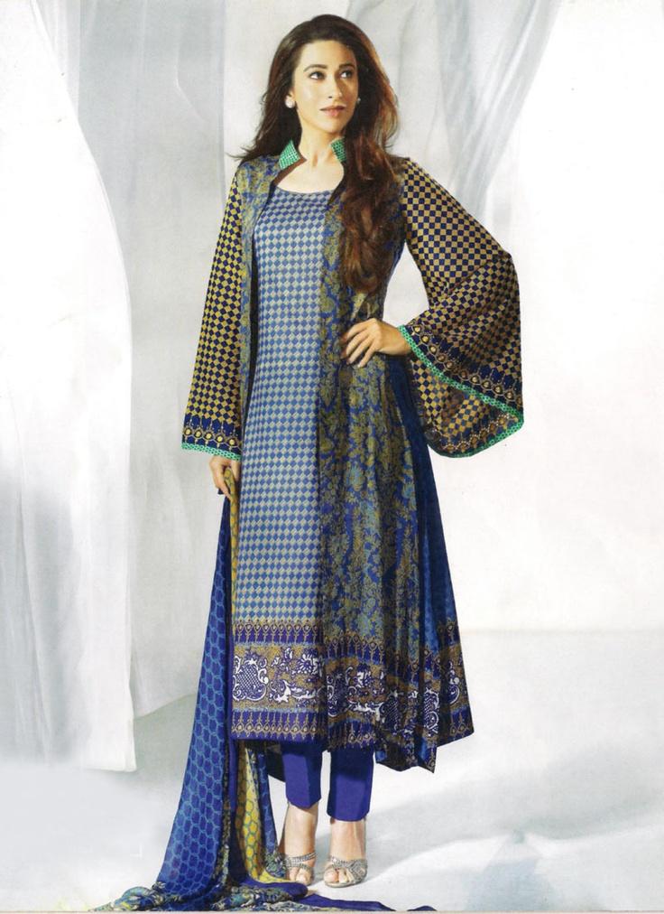 Overcoat Style #Pakistani #Suit By Faraaz Mannan