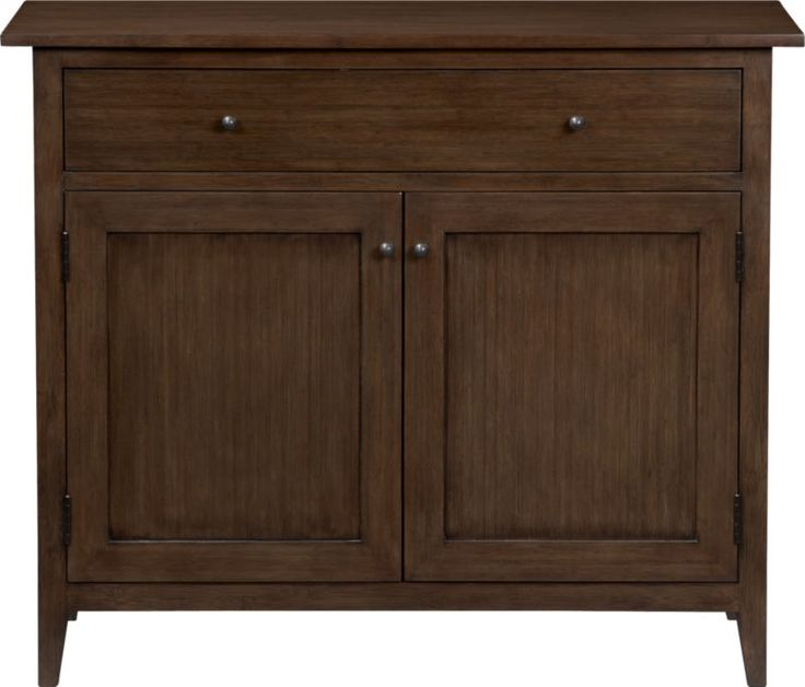 Lancaster Small Sideboard  | Crate and Barrel