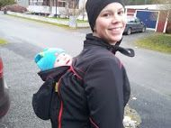 Louise Norgren Bick: I absolutely love my jacket!!! … and recommend it to everyone who will listen!     #babywearing #mamacoat #liliputi