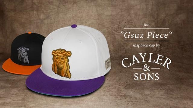 "The ""GSUZ PIECE"" Snapback Cap by Cayler & Sons"