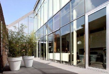 Architectura - Laureaat BIS-architectuurwedstrijd Fanny Dorne maakt van vlasloods duurzame woning