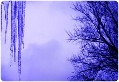 Icicle Meaning