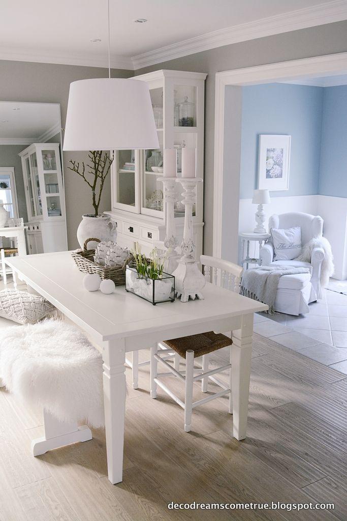 Die besten 20 wohnzimmer landhausstil ideen auf pinterest for Wandregal wohnzimmer deko
