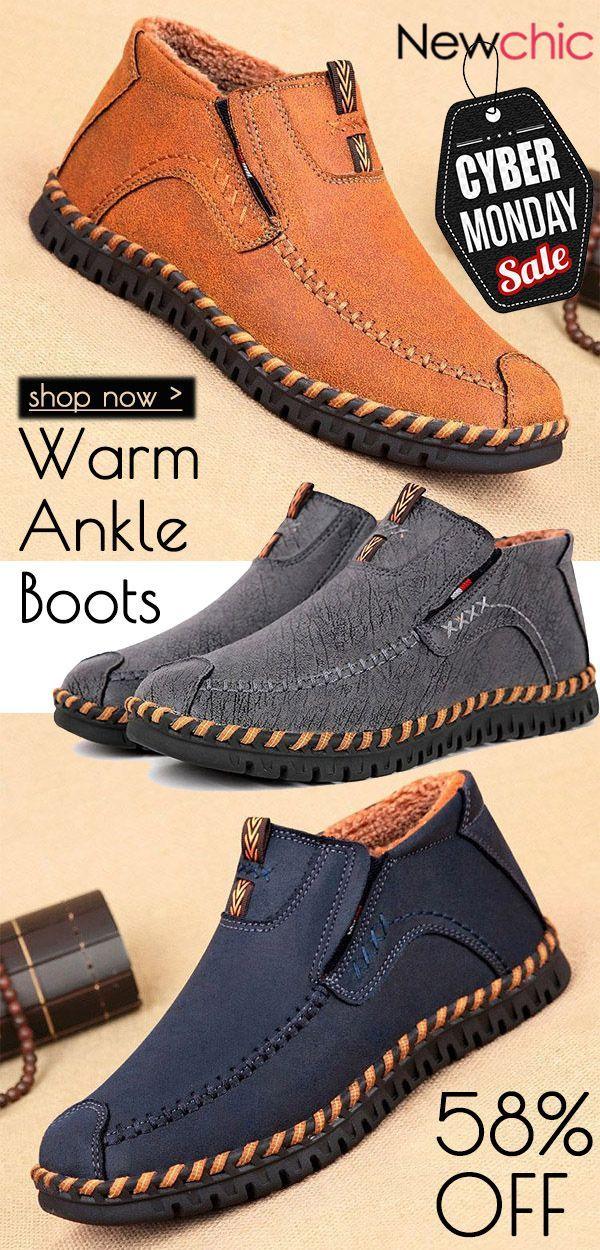 Cyber monday big sale warm winter boots