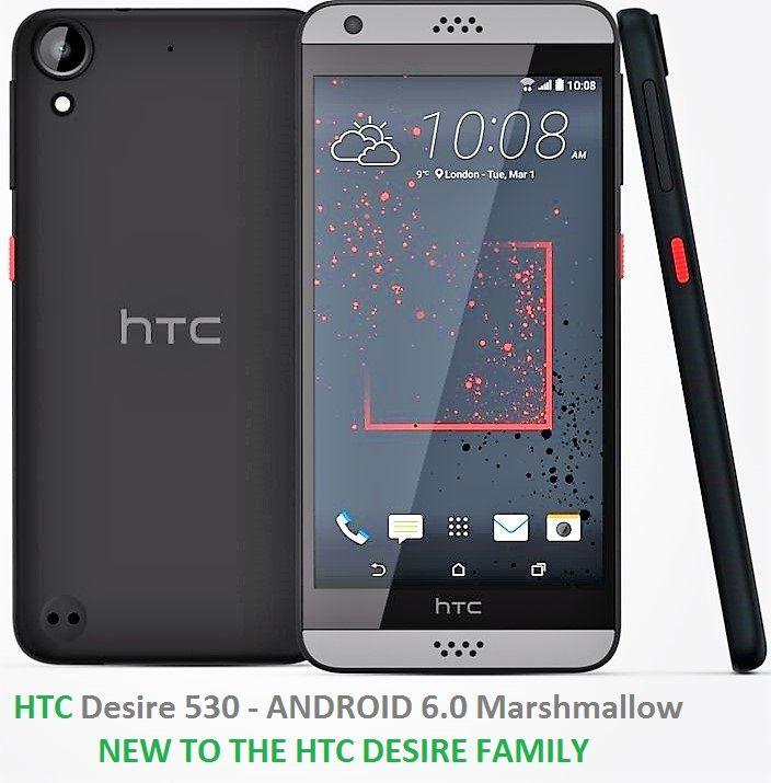 HTC Desire 530.FULL - Garantie - Android 6.0.Marshmallow mob - 0724 541 247