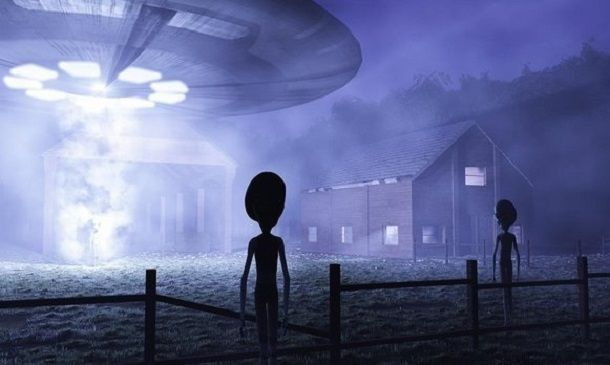 Ascension Earth ~ Fresh content posted throughout the day!  : Mysterious alien encounters at Cowichan District H...