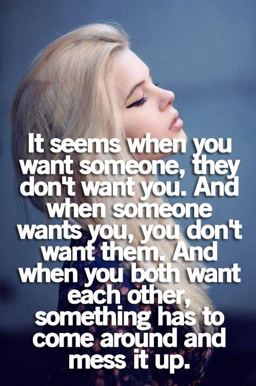 Truer words have never been spoken.