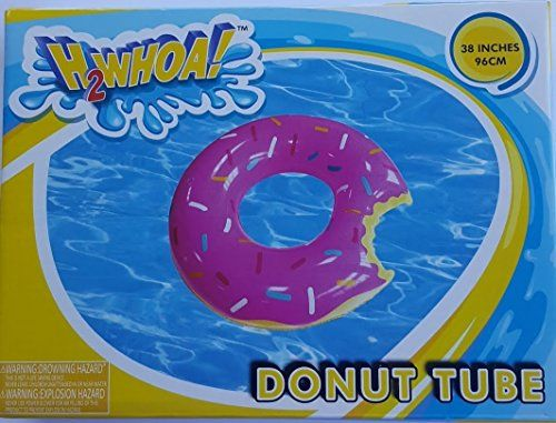 use for shopkins party -- d'lish donut -- slip n slide bowling H2WHOA! Large Donut Tube Float Strawberry Icing with Spri... https://www.amazon.com/dp/B01FMJZNWI/ref=cm_sw_r_pi_dp_D5gyxb865CHSK
