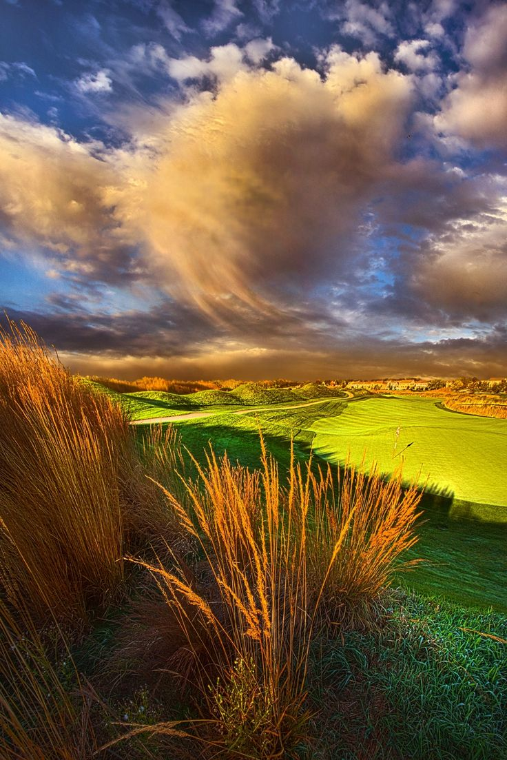 The Back Nine - Wisconsin Horizons By Phil Koch. http://phil-koch.artistwebsites.com