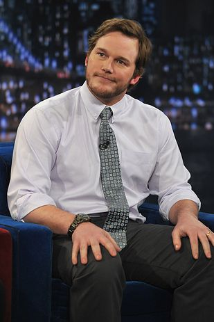For Everyone Who Is Sexually Attracted To Chubby Chris Pratt -- I think he was adorable in both... (I haven't watched P&R, but I loved him in Delivery Man & The Five-Year Engagement )