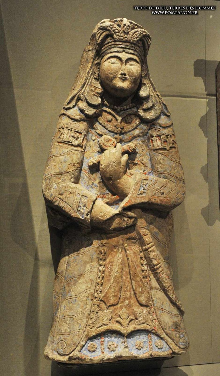 Persian sculpture - amazingly, this looks remarkably like someone I know.