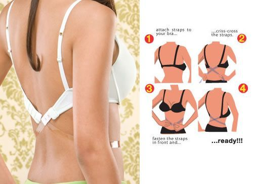 20+ Bra Hacks that Will Make Your Life Easier | www.FabArtDIY.com