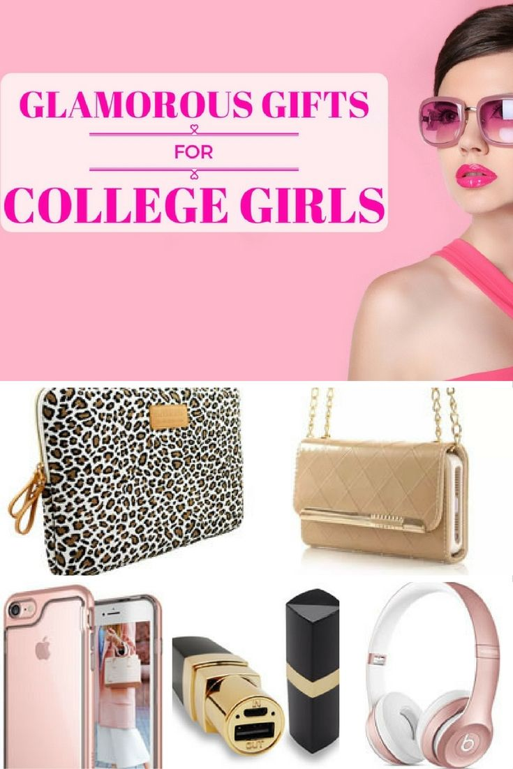 cool gifts for college girls School is almost in session, surprise the college student in your life with one of these 25 cool gifts college students want this school season.