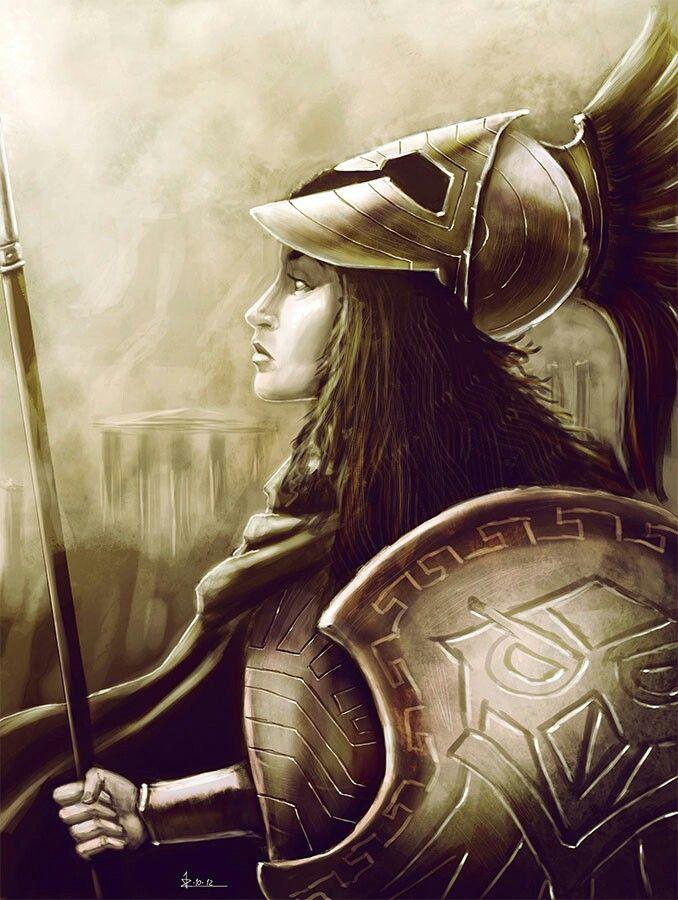 #Athena
