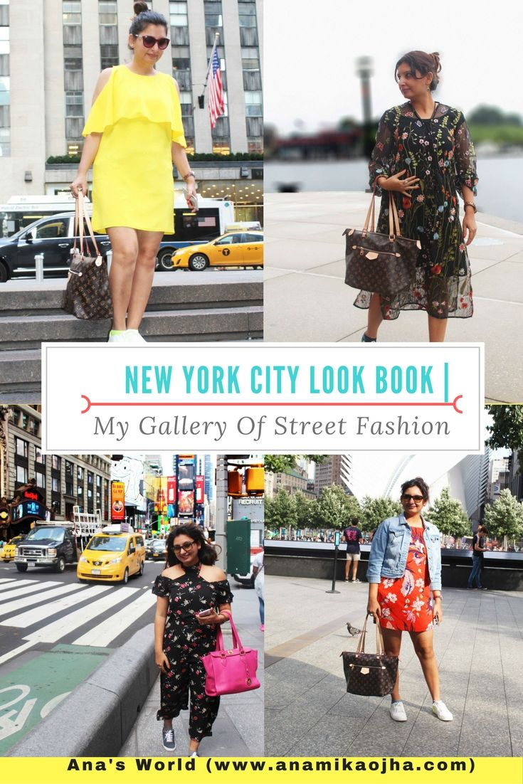 New York City Look Book | My Gallery Of Street Fashion