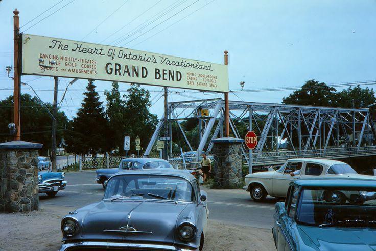 Grand Bend, Ontario circa 1960