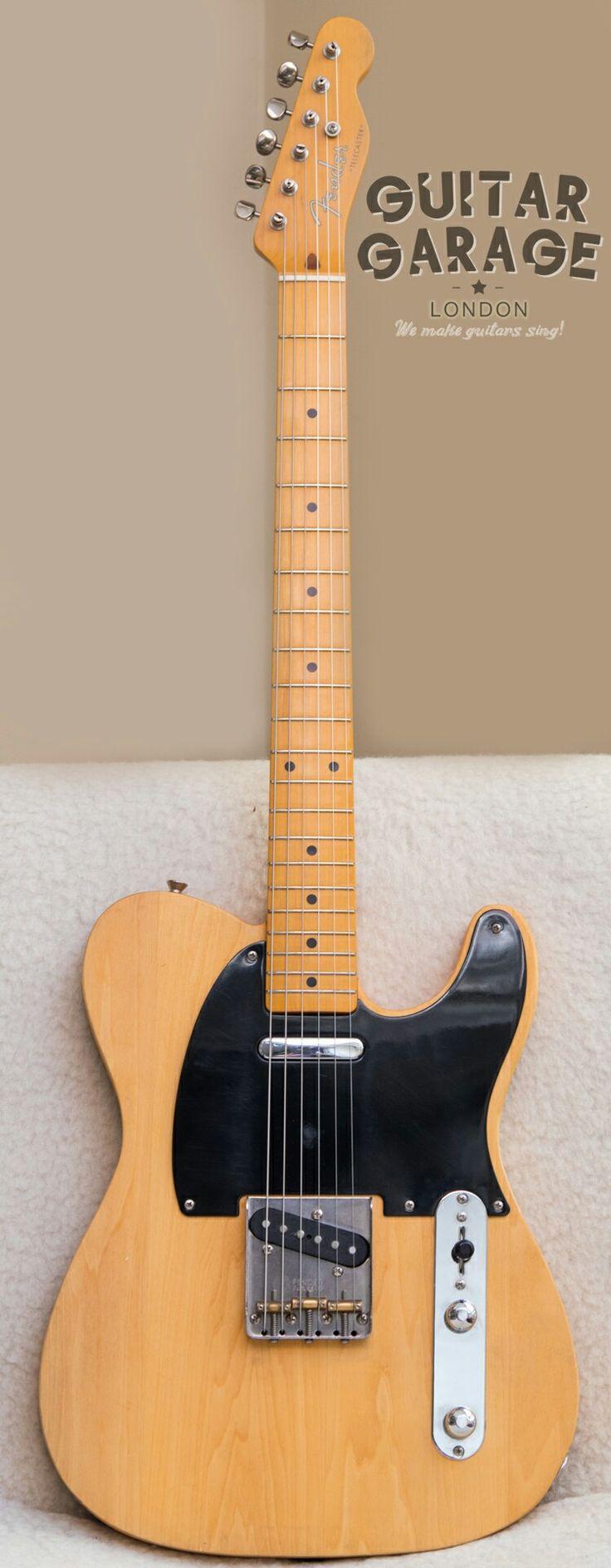 1993 Fender Japan Telecaster 52 Vintage Reissue