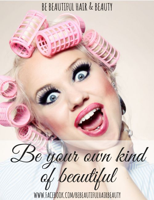 Be your own kind of #beautiful x
