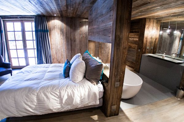 Chalet Luxe © vanessa andrieux photography by Vanessa Andrieux, via Behance