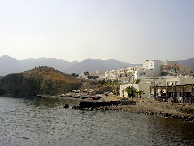 La Isleta del Moro is made up of a small group of white houses where simple people who have earned their livelihood fishing have lived since time immemorial. The village is is situated in the beautiful Cabo de Gata Natural Park.