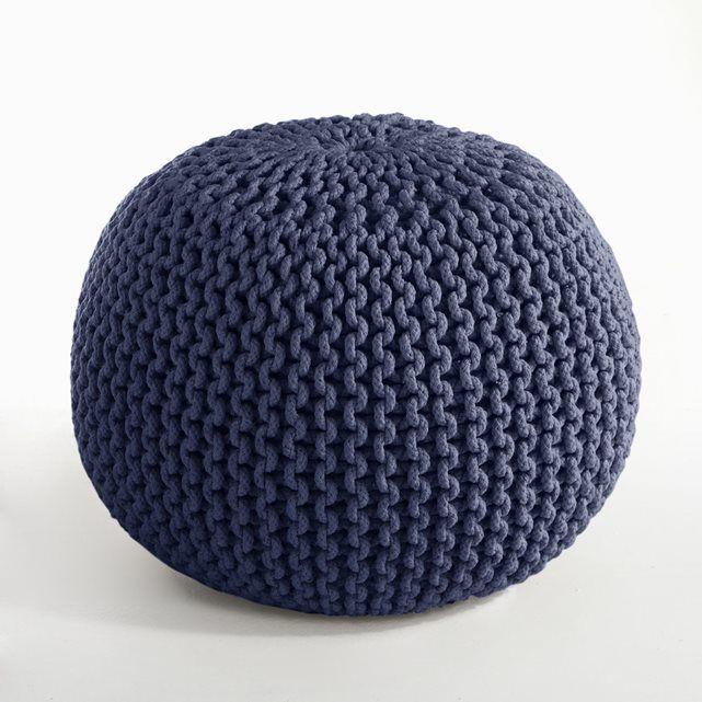 les 25 meilleures id es concernant pouf rond sur pinterest. Black Bedroom Furniture Sets. Home Design Ideas