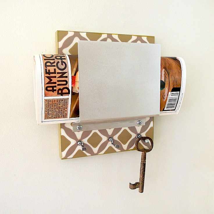 Mail Holder Office OASIS modern wall mount