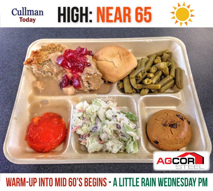 CULLMAN COUNTY WEATHER: TUESDAY - November 22nd  WARM-UP INTO MID 60's BEGINS TODAY - High 65°  TODAY: Cullman County's weather will be sunny with a high temperature of 65°. Winds from the southeast around 5 mph. Humidity will be remarkably low.  TONIGHT: Partly cloudy skies with a low temperature around 42°. Southeast winds continue at 5 mph.
