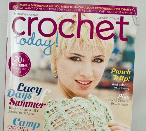 ... about Crochet Magazines on Pinterest Crafts, Design and Magazines