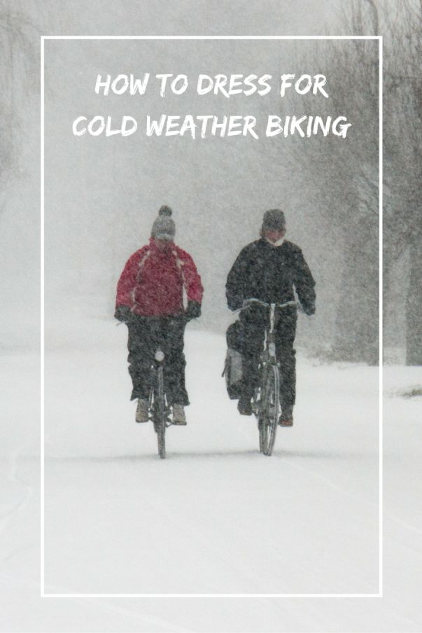 Cold Weather Biking Gear: What to wear in the cold for winter cyclingEric Knutson