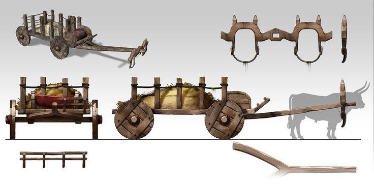 RusticWagon B by javieralcalde.deviantart.com on @deviantART