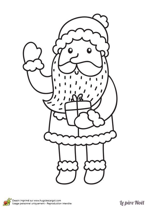 Les 25 meilleures id es de la cat gorie dessin pere noel facile sur pinterest comment dessiner - Dessin de noel facile a faire ...